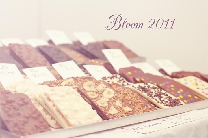 Bloom Chocolate 2011