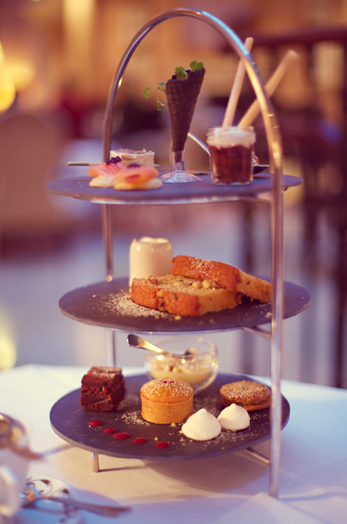Afternoon Tea in Dublin - The Westin Hotel | City of Blackbirds Photography