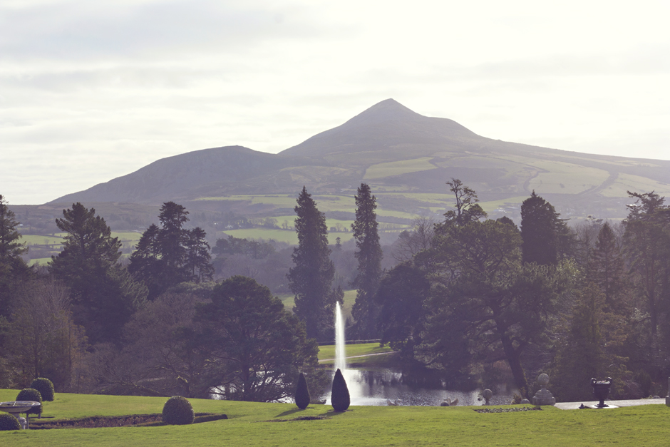 Powerscourt Estate Wicklow, Ireland | City of Blackbirds Photography